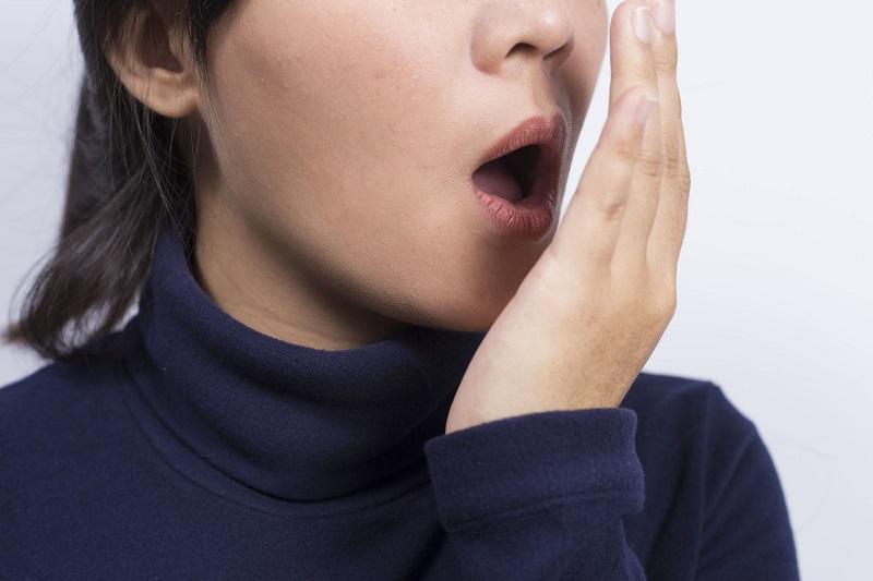 Hôi miệng ảnh hưởng nhiều đến chất lượng cuộc sống hằng ngày