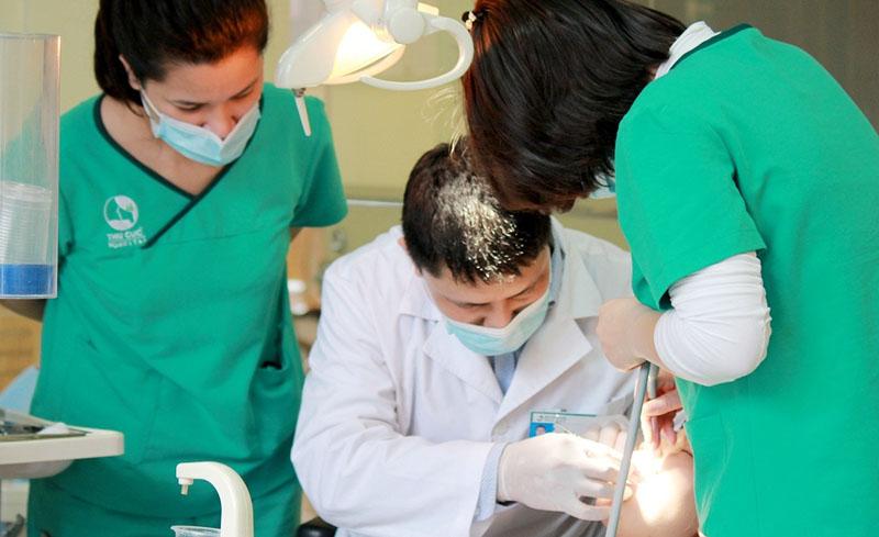 Điểm đến uy tín cho bệnh nhân bị sâu răng.