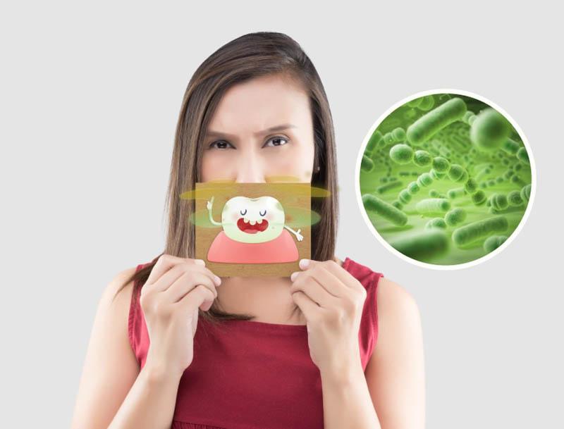 Làm sao để khắc phục tình trạng sâu răng hôi miệng?