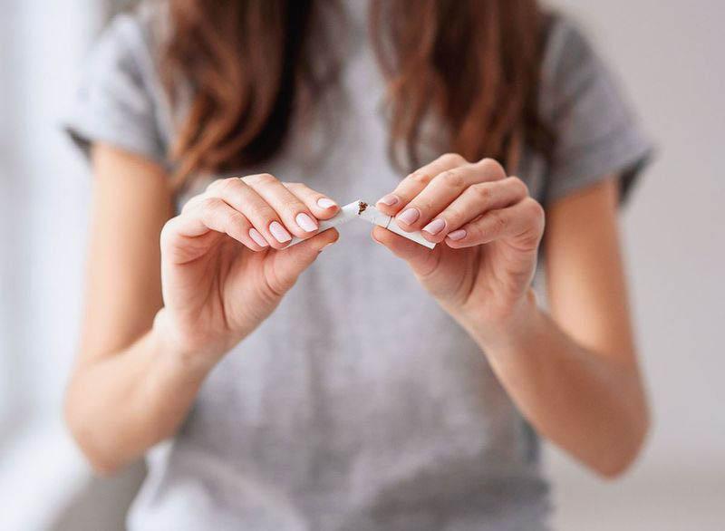 Chất nicotin trong khói thuốc là một trong các nguyên nhân gây bệnh