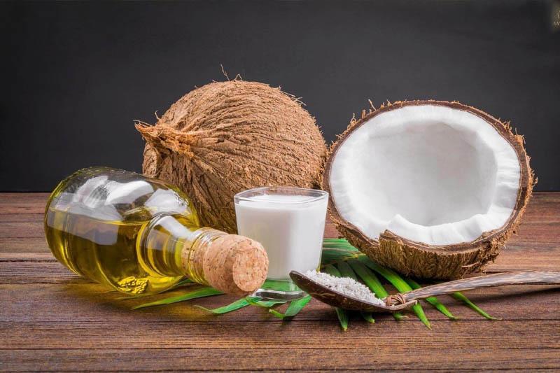 Súc miệng bằng dầu dừa giúp giảm và phòng ngừa sún răng