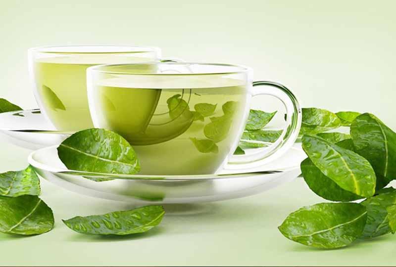 Uống trà xanh mỗi ngày rất tốt cho người mắc bệnh răng lợi