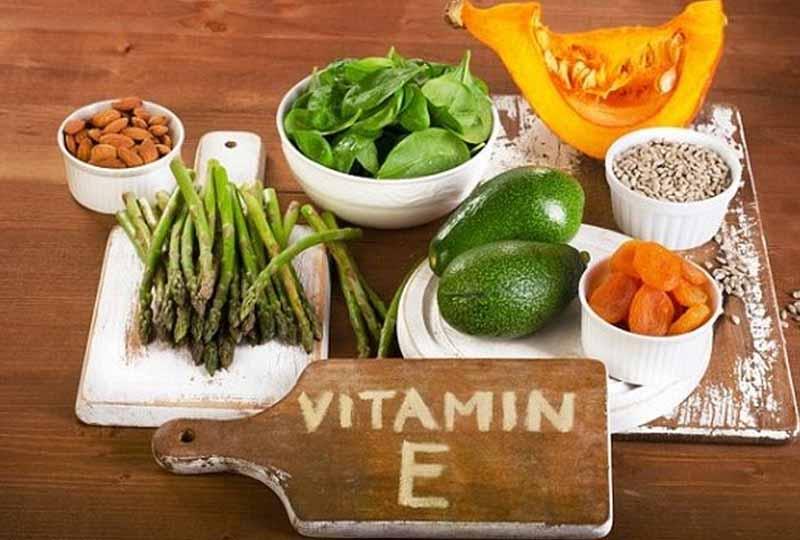 Người bệnh áp xe răng nên bổ sung nhiều thực phẩm giàu vitamin E