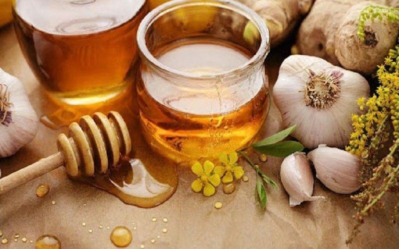 Mật ong chữa viêm lợi an toàn và hiệu quả cao