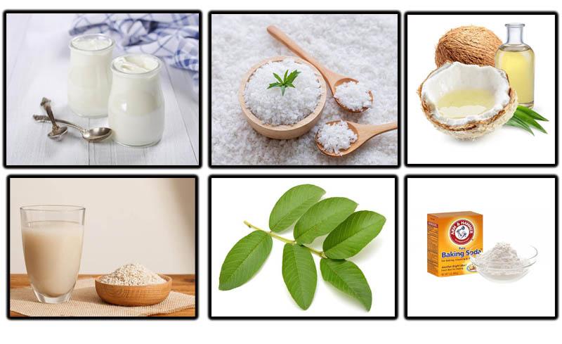 Cách trị hôi miệng lành tính và hiệu quả với sữa chua, muối, dầu dừa, nước gạo, lá ổi và baking soda