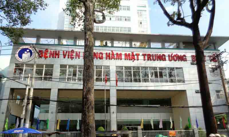 Bệnh viện Răng Hàm Mặt Trung Ương Tp Hồ Chí Minh là nơi quy tụ đội ngũ chuyên gia y tế đầu ngành