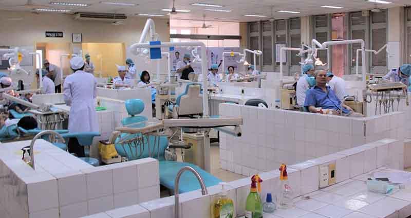 Phòng khám chuyên khoa Răng Hàm Mặt của Đại học Y Dược là địa chỉ tin cậy của nhiều người