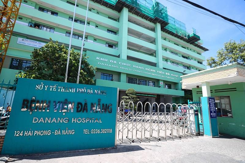 Bệnh viện Đà Nẵng được người dân đánh giá cao về chất lượng