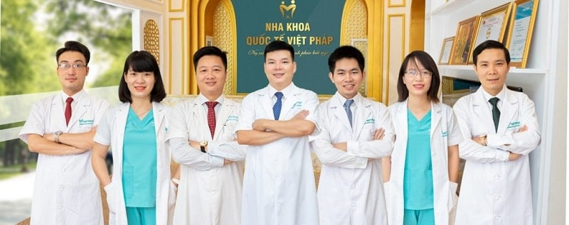 Nha khoa Việt Pháp chất lượng, dịch vụ cao, chuyên môn tốt