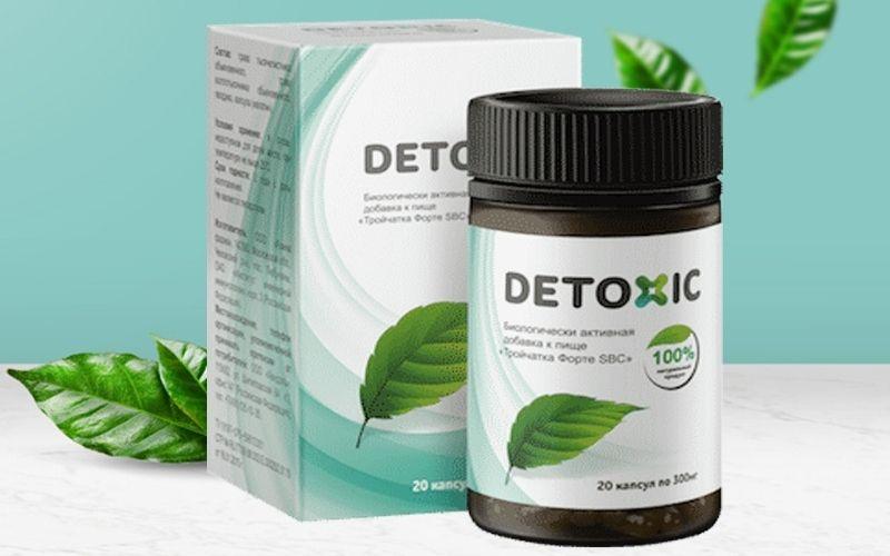 Thuốc diệt khuẩn, giảm hôi miệng Detoxic