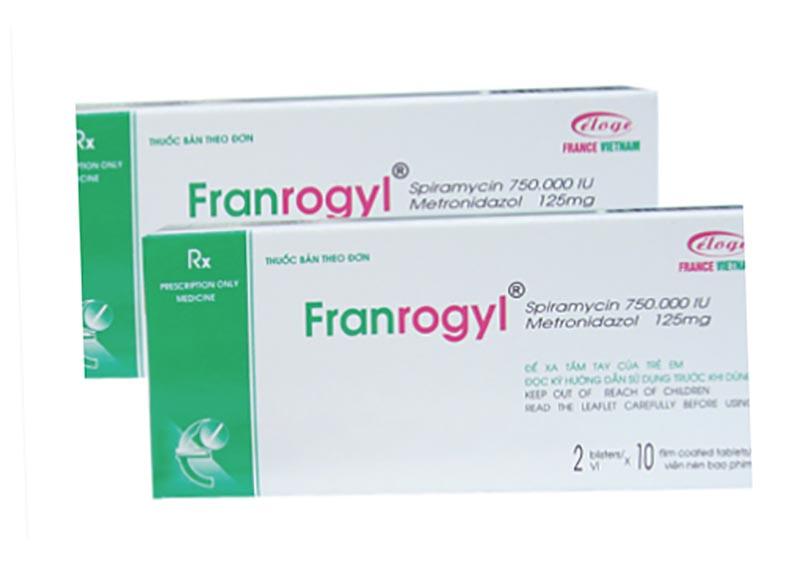 Franrogyl là thuốc kê đơn, chỉ nên sử dụng khi có chỉ định từ bác sĩ