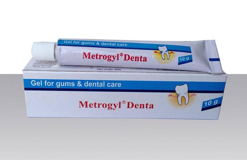 Gel bôi Metrogyl Denta có giá bán rất hợp lý