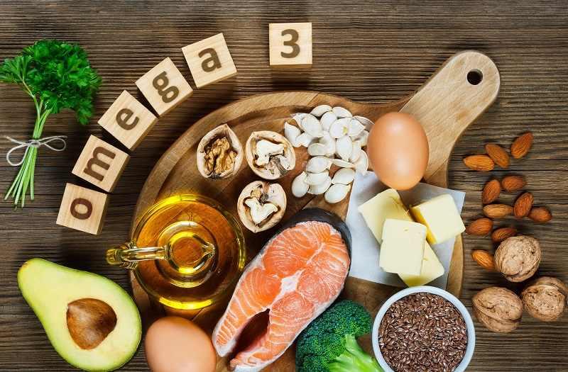 Thức ăn có lượng omega-3 cao