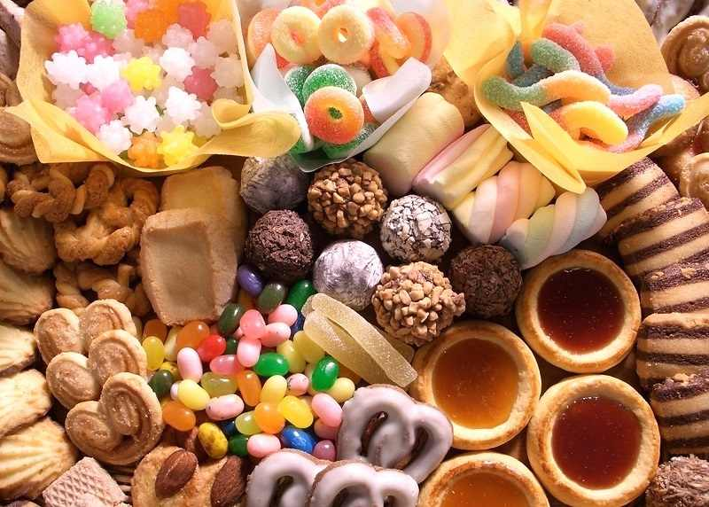 Không ăn các loại bánh kẹo, đồ ăn ngọt