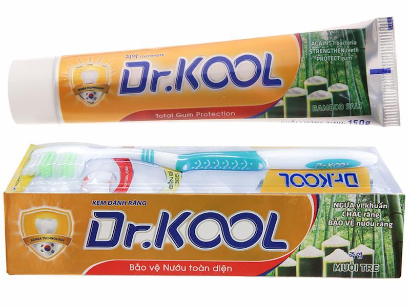 Sản phẩm Dr.Kool ngăn ngừa bệnh nha chu rất tốt