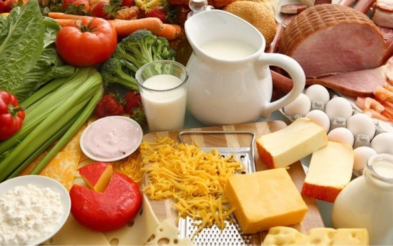 Thực phẩm nên ăn khi bị viêm lợi