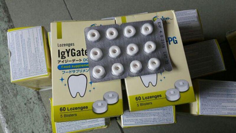Viêm ngậm giúp phòng ngừa và hỗ trợ điều trị sâu răng, viêm lợi, hôi miệng do những bệnh lý về răng miệng