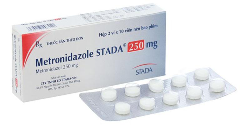 Thuốc Metronidazol là thuốc kháng sinh thuộc nhóm nitroimidazole