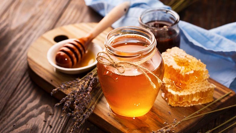 Mật ong có nhiều công dụng tốt
