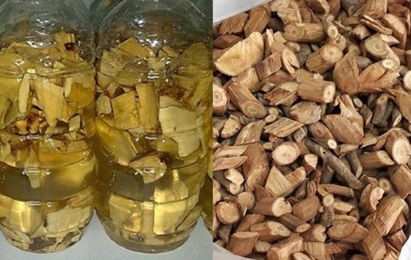 Rượu lược vàng mang đến bài thuốc chữa bệnh hiệu quả