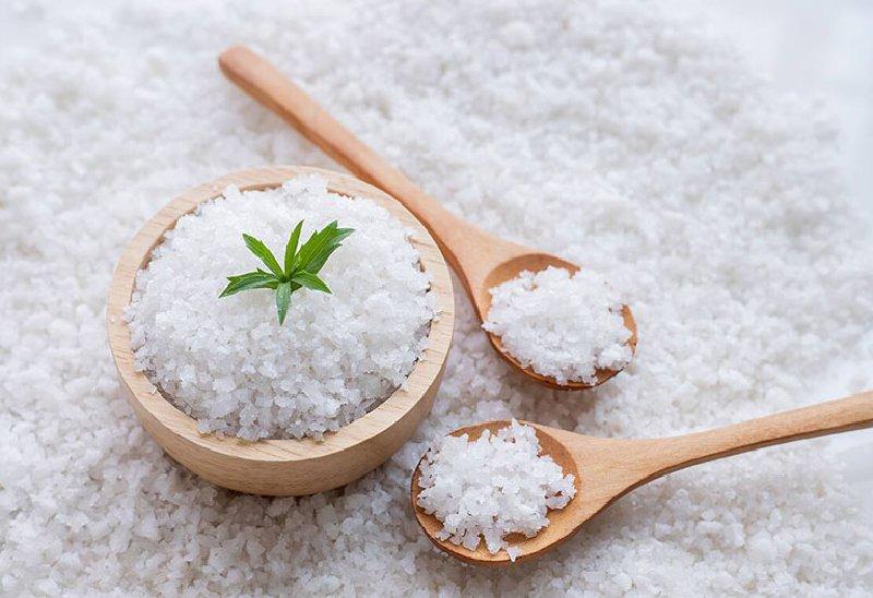 Hiệu quả giảm đau nhức của muối được đánh giá cao