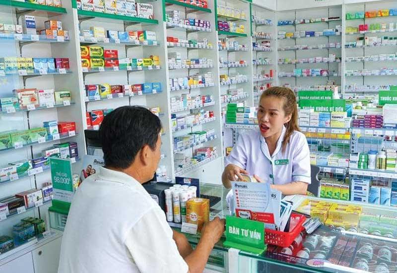 Thuốc Franrogyl được bán rộng rãi trên toàn quốc