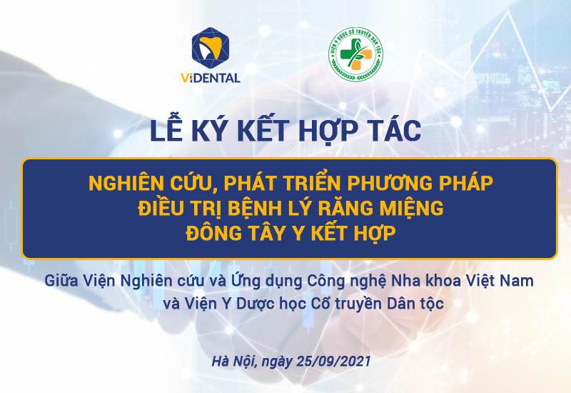 Vidental hợp tác cùng Viên Y dược dân tộc
